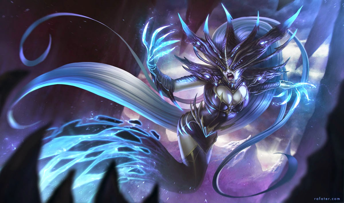 Lissandra by Rafater