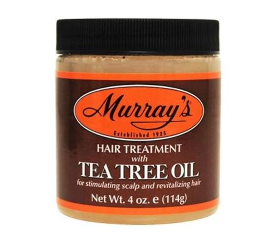 Murray's Hair Treatment with TEA TREE OIL 4oz