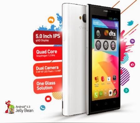Harga dan Spesifikasi Smartfren Andromax I3s Terbaru