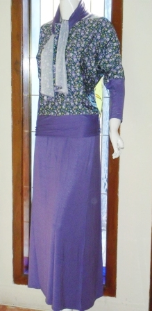 Busana Baju Muslim Murah Lebaran 2013 Grosir