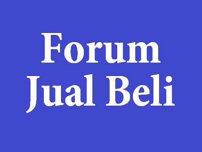 Forum Jual Beli Bogor