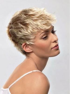 pelo corto es que demoras mucho menos tiempo en arreglarte y si deseas no necesitas usar el secador ni la al aire libre con espritu
