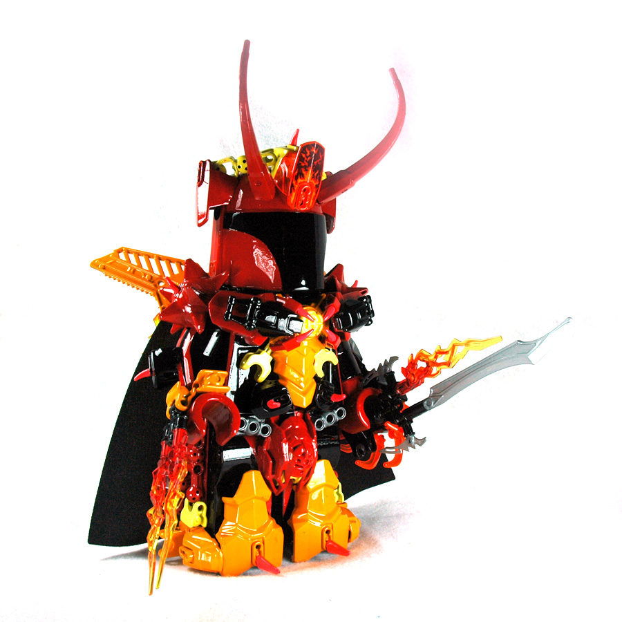 The Toy Viking Designer Toy Action Figure And Japanese