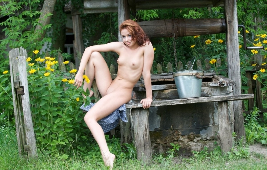 фото деревенская эротика