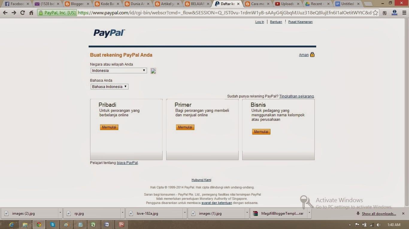 Pilihan pembayaran online kartu kredit bank hdfc