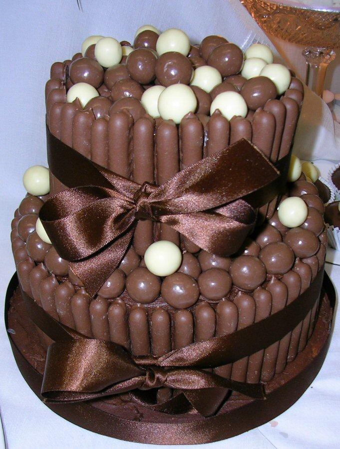 Chocolate Cake Recipe With Maltesers