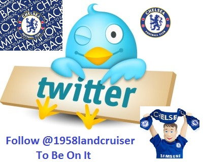 My #FF List For Twitter Chelsea Followers
