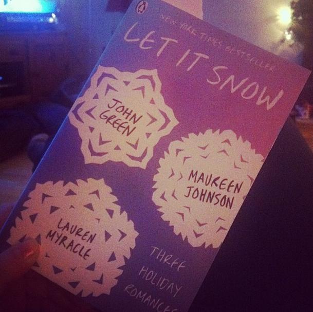 Let It Snow John Green