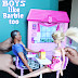 BOYS Like Barbie Too #BarbieProject