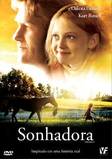 Capa do Filme Sonhadora
