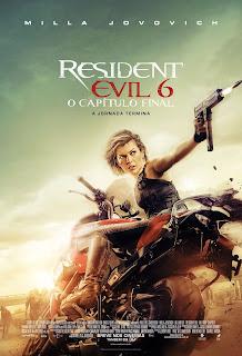 Poster de Resident Evil 6: Capítulo Final