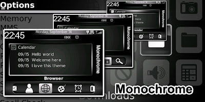 1 11030H129530 L Monochrome for 87xx os4.2 themes