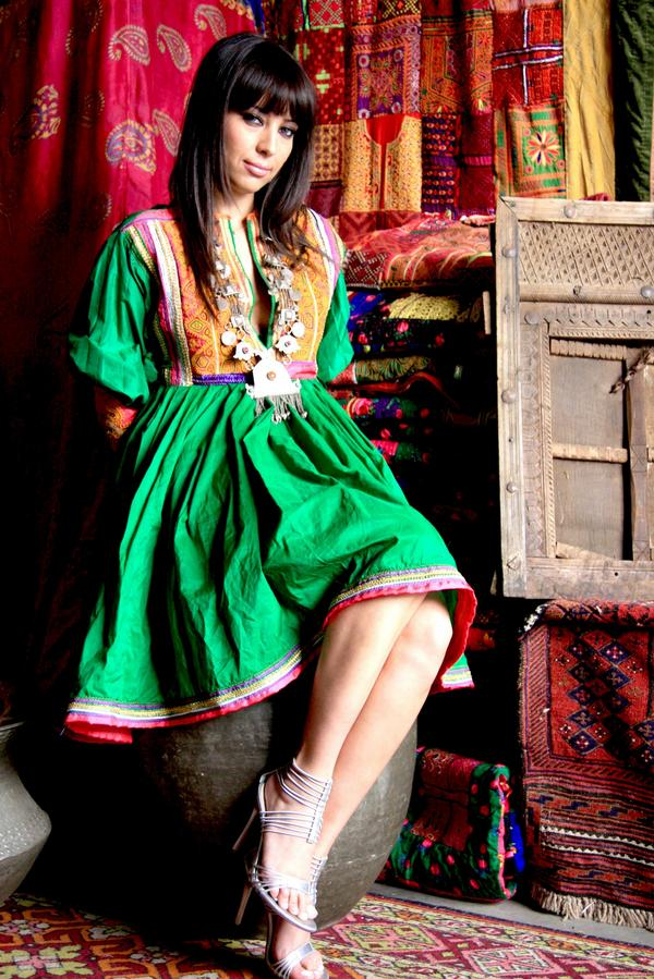 Afghani Inspired Fashion Free Belly Dance Classes