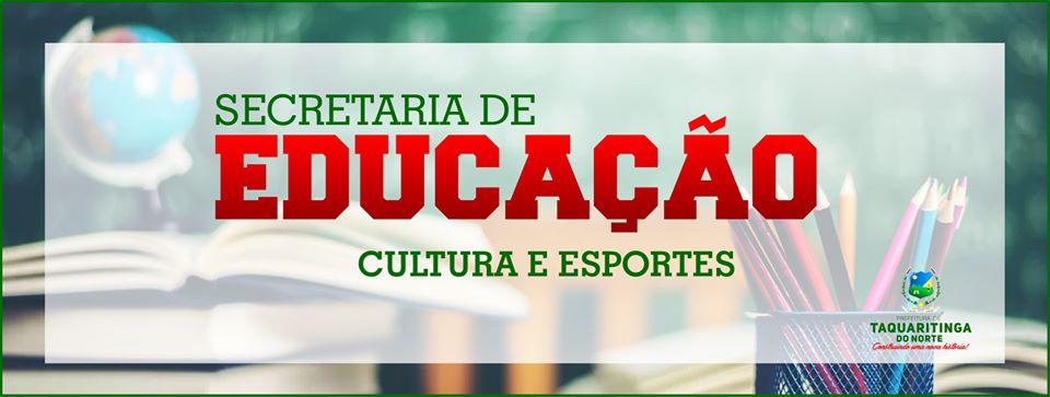 SECRETARIA MUNICIPAL DE EDUCAÇÃO, CULTURA E ESPORTE