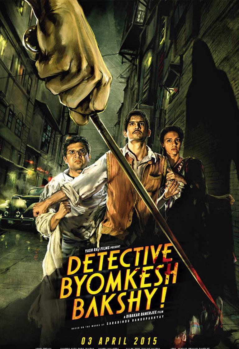 Detective Byomkesh Bakshy 2015
