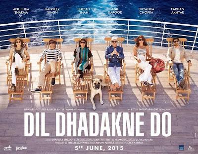 Dil Dhadakne Do lyrics