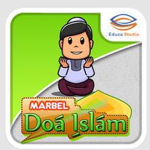 Aplikasi Android islami Marbel Do'a Islam