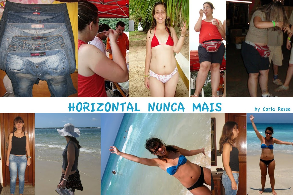Na vertical-horizontal nunca mais!