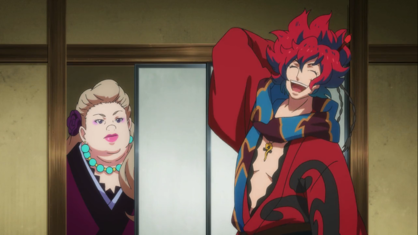 Bakumatsu Rock Episode 10 Subtitle Indonesia
