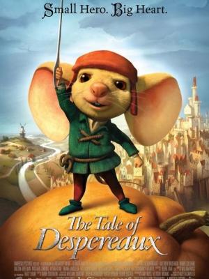 Phim Hiệp Sĩ Chuột-The Tale of Despereaux