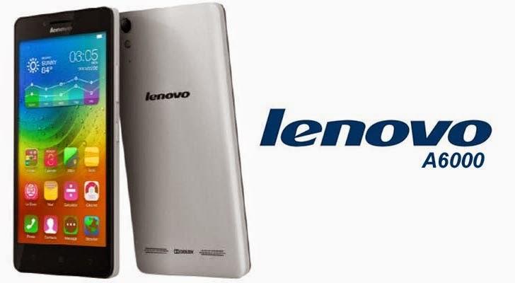 HP 4G LTE Murah Terbaik - Lenovo A6000
