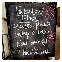 Fabulous Flora - now open!