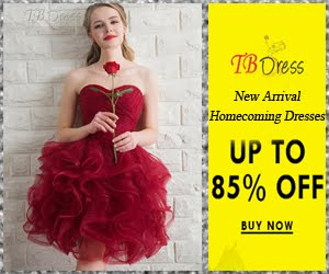 Tbdress Cheap   Homecoming-Dresses Sale
