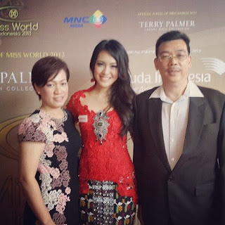 vania larissa Koleksi Foto Vania LARISSA Biodata 7 Besar Miss World 2013