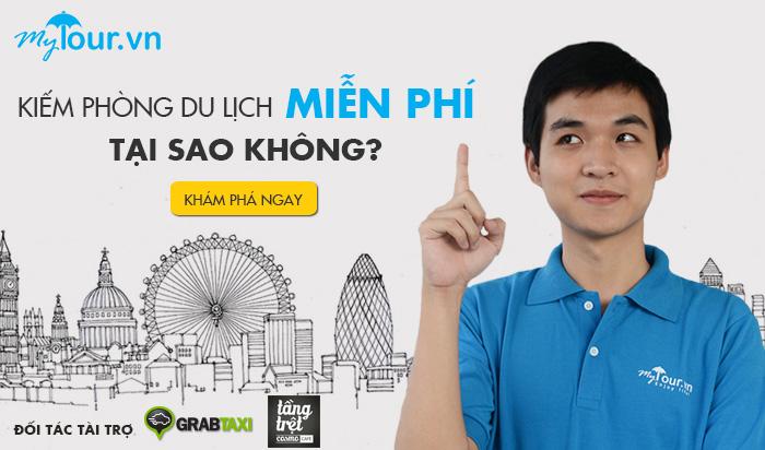 Mytour - trang web đặt phòng khách sạn uy tín ở Việt Nam