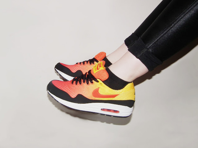 Sammi Jackson - Air Max 1's Sunset Pack