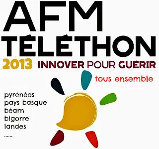 Téléthon 2013 à Bayonne
