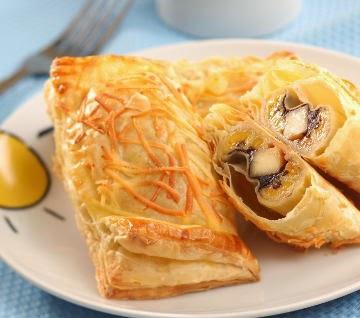 Pastry Pisang Manis Lezat