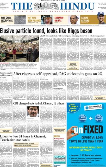 Epaper Read Indian English And Hindi Newspaper Online Free