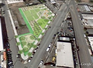 Ground Breaking: West Oakland Urban Farm and Park At 1 PM Today