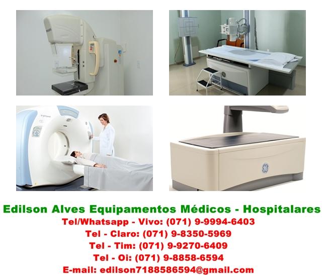 EQUIPAMENTOS MÉDICOS - HOSPITALARES