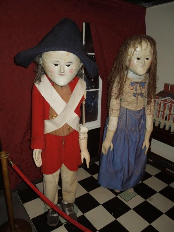 Peg Dolls Doctor Who Night Terrors