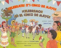 bookcover of CELEBRATE! IT'S CINCO DE MAYO  by Janice Levy