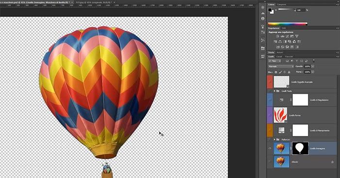 Le maschere di livello guida completa - Corso di Photoshop CS6 - Lezione 27