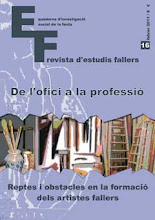 El 125 Natalici de l&#39;autor del 1er Cartel de les Falles de Valncia a la Revista d&#39;Estudis Fallers