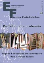 El 125 Natalici de l'autor del 1er Cartel de les Falles de València a la Revista d'Estudis Fallers