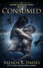 Consumed (Vampire Awakenings, Book 8) is now available for pre-order!