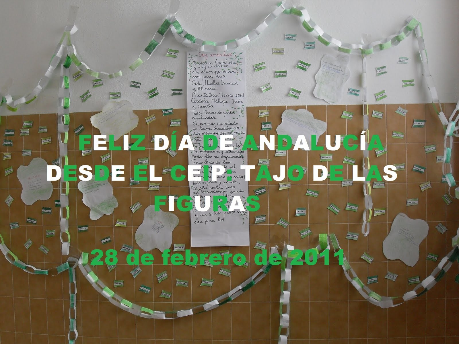 Tejas Verdes: Día de williamhill aktie forum Andalucía
