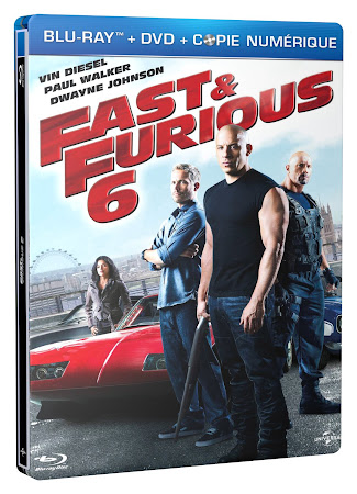 Fast And Furious 6 2013 Extended Cut 720p BRRiP