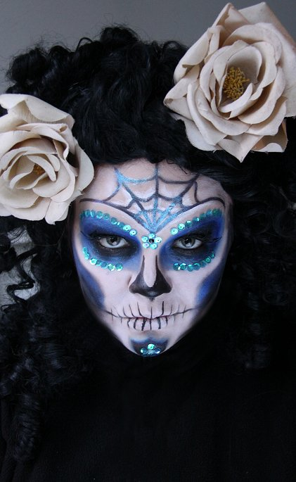 Makeup Your Jangsara Tutorial Royal Sugar Skull