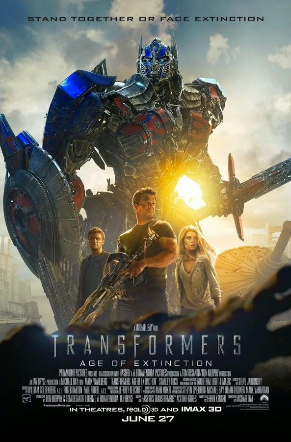 ดูหนังออนไลน์ เรื่อง : Transformers 4 : Age of Extinction ทรานส์ฟอร์เมอร์ส 4 มหาวิบัติยุคสูญพันธุ์ [HD]