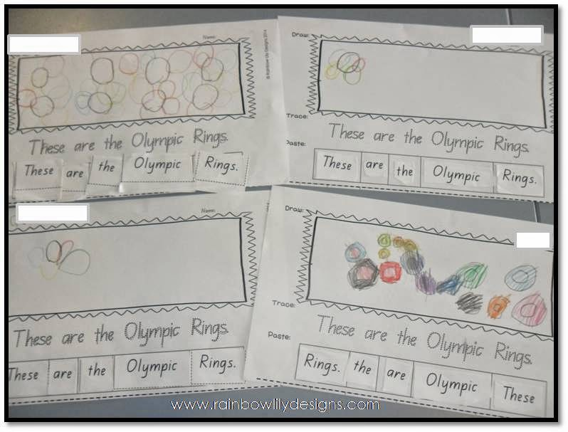 http://www.teacherspayteachers.com/Product/Winter-Sport-Fun-Literacy-Activities_Trace-Paste-Draw-1054572