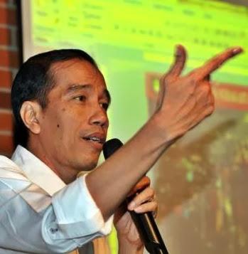 Jokowi Pecat Pejabat Tersangka Pidana Korupsi