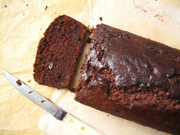 Scientifically Sweet: Chocolate Olive Oil Loaf