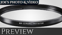 Sigma WR Ceramic Protection Filters | Preview