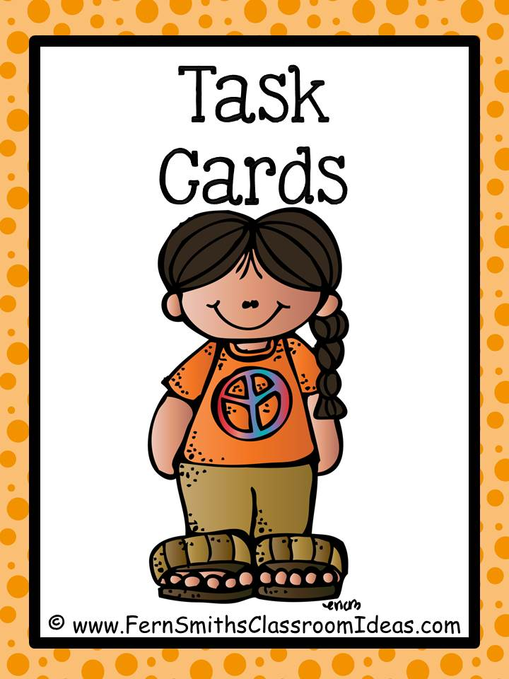 Fern Smith's Rounding to Estimate Sums Task Cards and Recording Sheet